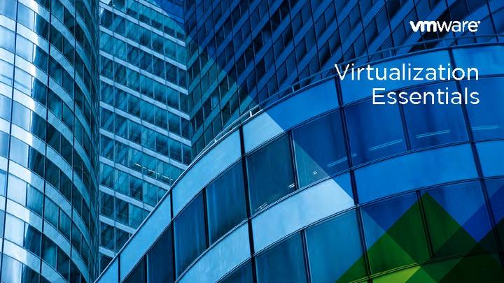 VMware virtualisatie