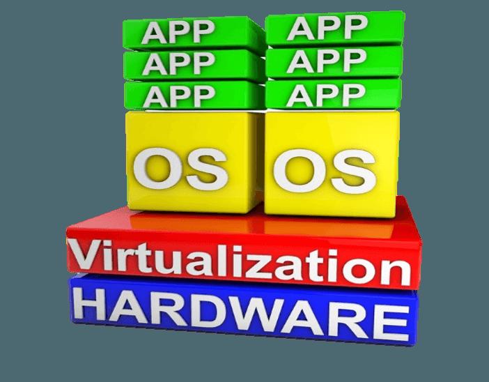Hoe werkt virtualisatie